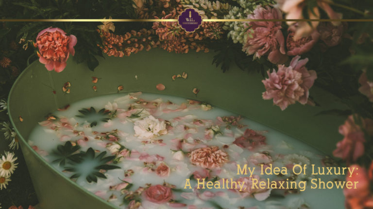 My Idea of Luxury: A Healthy, Relaxing Bath