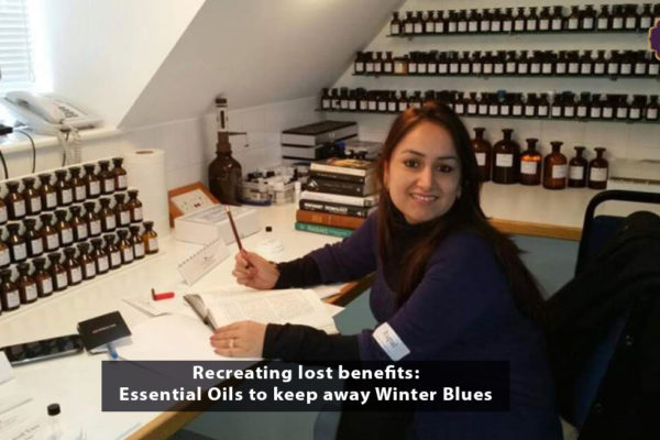 Recreating lost benefits: Essential Oils to keep away Winter Blues